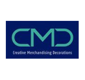 Logo CMD Creative Merchandising Decorations