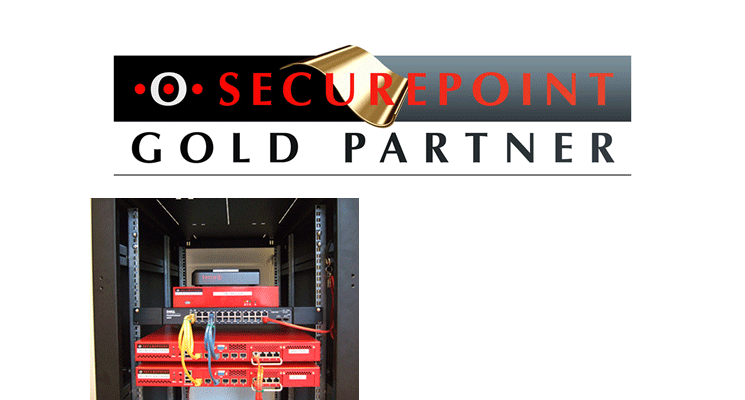 Securepoint Gold Partner